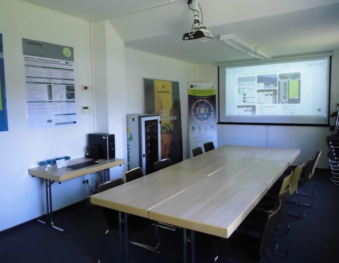 NETfficient Showroom on Borkum