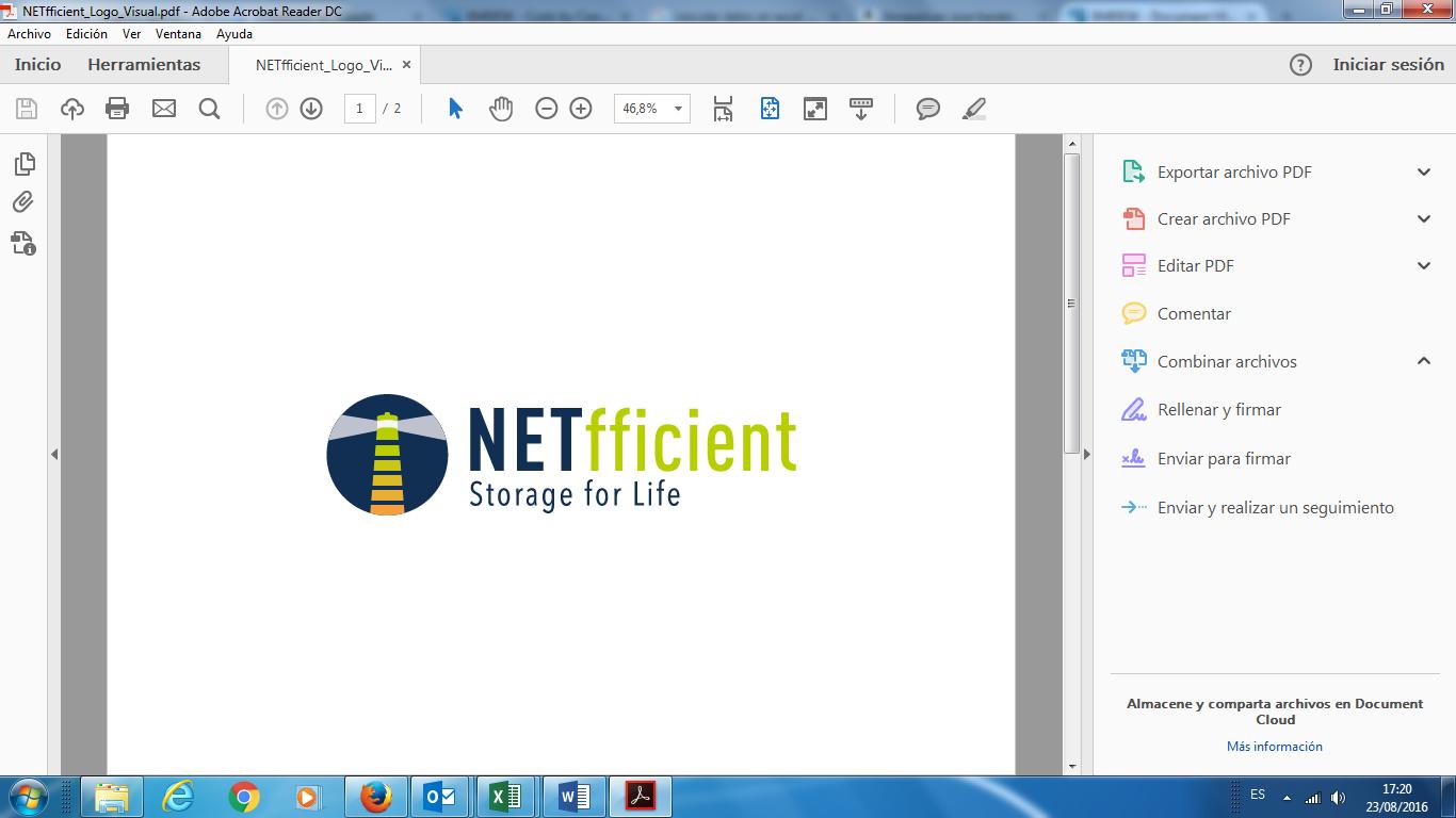 NETfficient Logo