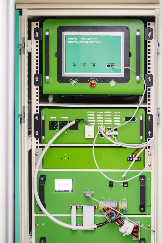 Hydrogen storage system