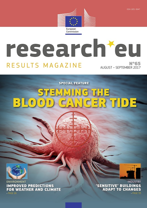 Stemming the blood cancer tide