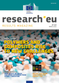Polymers and composites rise to new challenges