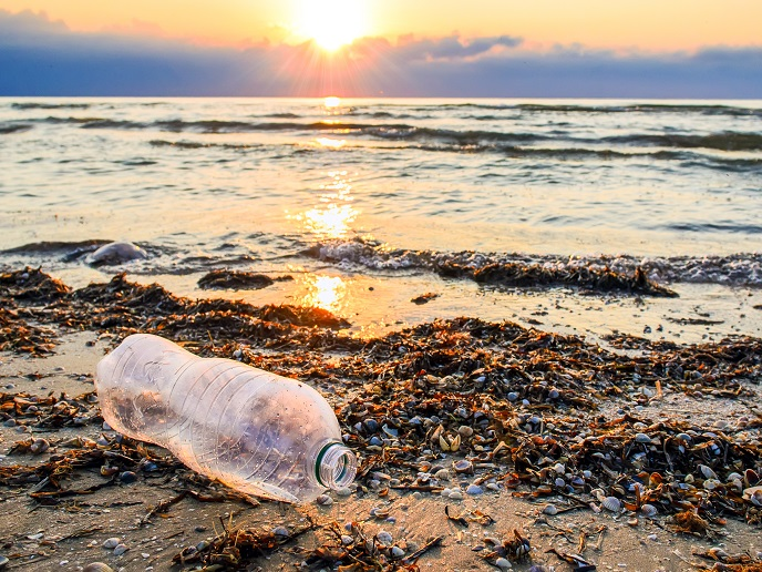 Sustainable and innovative solutions to tackle the plastics crisis in our oceans and seas