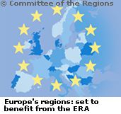 Europe's regions will benefit from the ERA, says Busquin