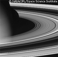 Cassini mission reveals Saturn's rings' own atmosphere