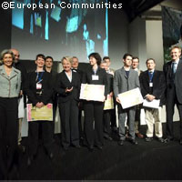 Descartes prizes awarded to outstanding projects and communicators