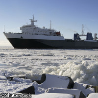 As melting ice opens up Arctic shipping routes, pollution and safety measures needed
