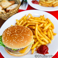 Study finds fast food consumption raises depression risk