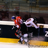 Researchers investigate hockey board safety