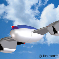 Developing innovative technology for green air transport