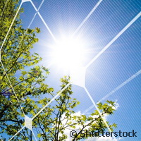 Enhanced solar power by dry-cooled energy generation