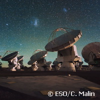 ALMA observatory opens window to universe's darkest secrets