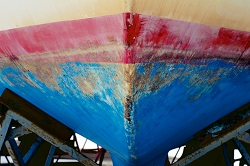 Innovative paint solution to help protect ships from marine biofouling