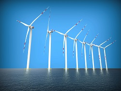 Long-lasting coatings for offshore renewable energy