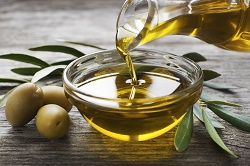 A cheap and simple test to verify olive oil-related health claims