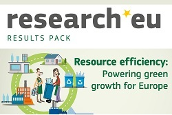 research*eu RESULTS PACK – Resource efficiency: Powering green growth for Europe