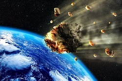 Asteroid earth strike – a question of when not if
