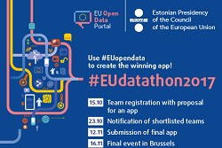Harness the content of the EU Open Data Portal – first datathon to show you how