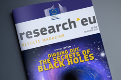 Don't miss out, re-subscribe now to research*eu Results Magazine!