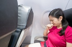 Trending Science: Caught a cold on a plane? Where you sit is the culprit