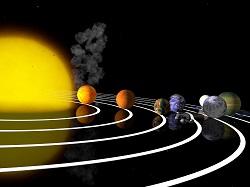 Astrónomos descubren planetas similares a la Tierra capaces de albergar agua