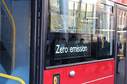 Greener public transportation underway in Germany and the UK
