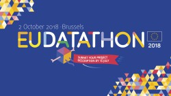 Deadline fast approaching for entries to the EU Datathon competition! Get yours in quick!