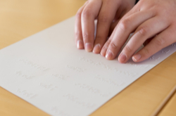 Novel Braille and tactile graphic printer wins international awards