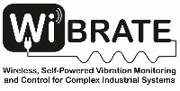 Wireless, Self-Powered Vibration Monitoring and Control for Complex Industrial Systems