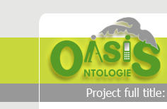 Logo of OASIS project