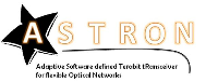 Adaptive Software Defined Terabit Transceiver \nfor Flexible Optical Networks