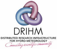 Distributed Research Infrastructure for Hydro-Meteorology