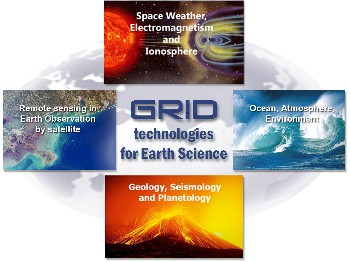 Dissemination and Exploitation of GRids for Earth sciencE