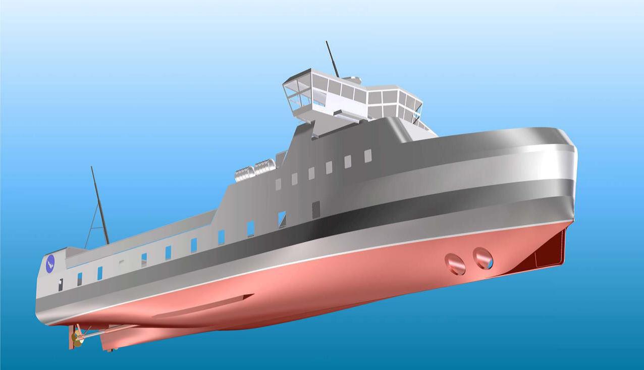 Periodic Reporting for period 2 - E-ferry (E-ferry – prototype and full-scale demonstration of ...