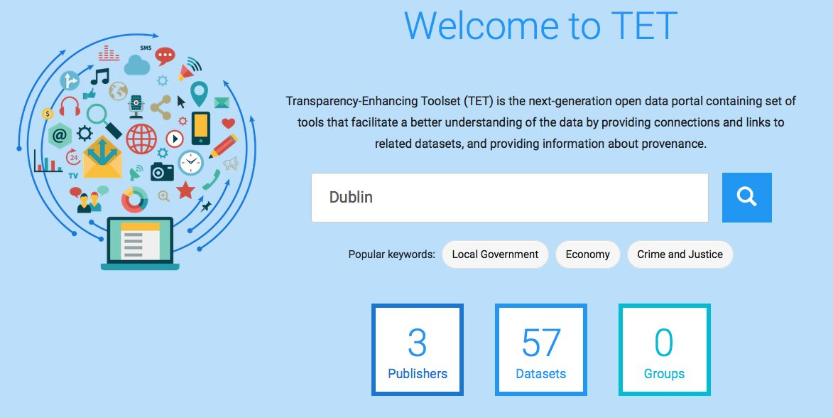 Raising Open and User-friendly Transparency-Enabling