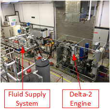 High-efficiency engine turns waste hot water into