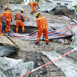 Locating victims in collapsed structures | Result In Brief