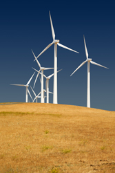 Wind turbines examined to improve technology
