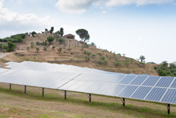 Promoting innovation via solar energy policies