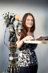 Feature Stories - Inspired by challenge - our robotic future