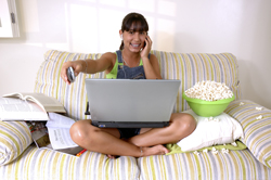 Feature Stories - Web-TV: a perfect match?