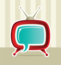 Feature Stories - TV and the internet: a marriage made in entertainment heaven