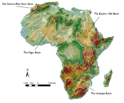 Forecasting and early warning of drought in Africa