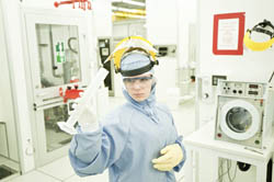 Manufacturing industry goes nano