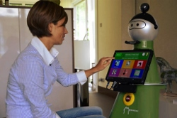 Feature Stories - A personalised robot companion for older people