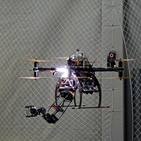 ARCAS: Flying robots will go where humans can't