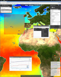 EARTHSERVER: Big Earth Data at your fingertips becomes a reality