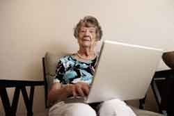 Technology for older people to live more independently