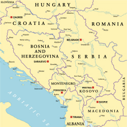 Improving research capabilities in Western Balkan countries