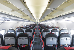 Composite materials for aircraft interiors
