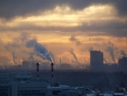 Air particles and their impact on climate change